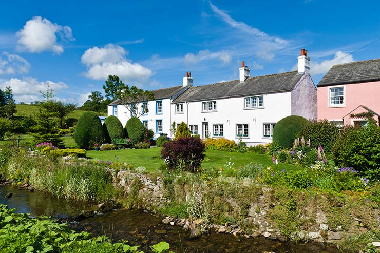 Caldbeck Village - Riverside Cottages